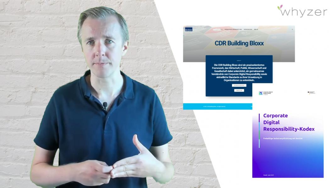 Vorstellung und Vergleich: Der CDR-Kodex und die CDR Building Bloxx